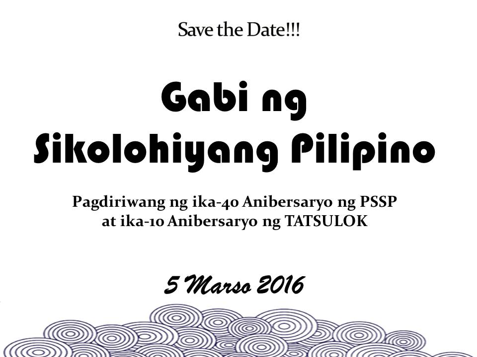 PSSP Ball Save the Date